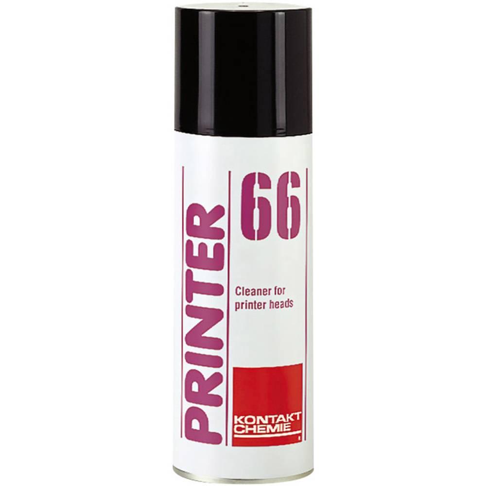 Čistillo za tiskalnike Kontakt Chemie PRINTER 66 73009-AE 200 ml