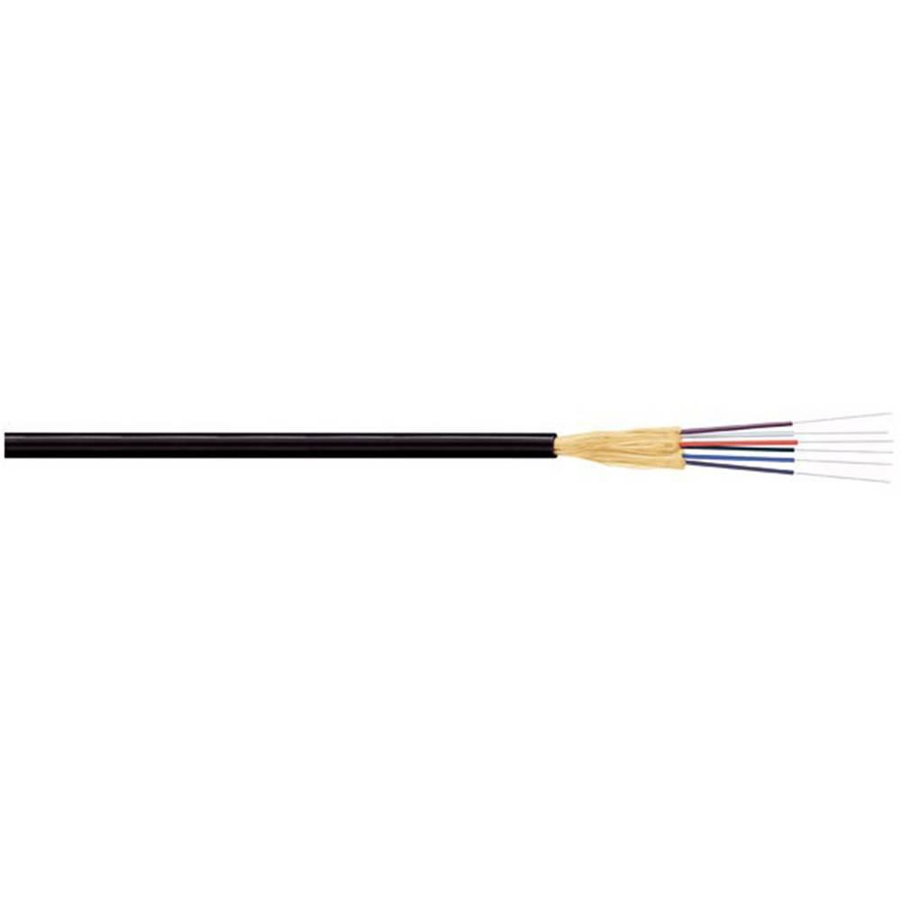 Optički kabel Hitronic HDM 50/125µ Multimode OM4 crne boje LappKabel 26610406 4200 m