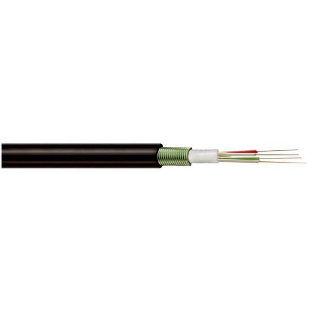 Optički kabel Hitronic HVW 9/125µ Singlemode OS2 Simplex crne boje LappKabel 26900924 2000 m