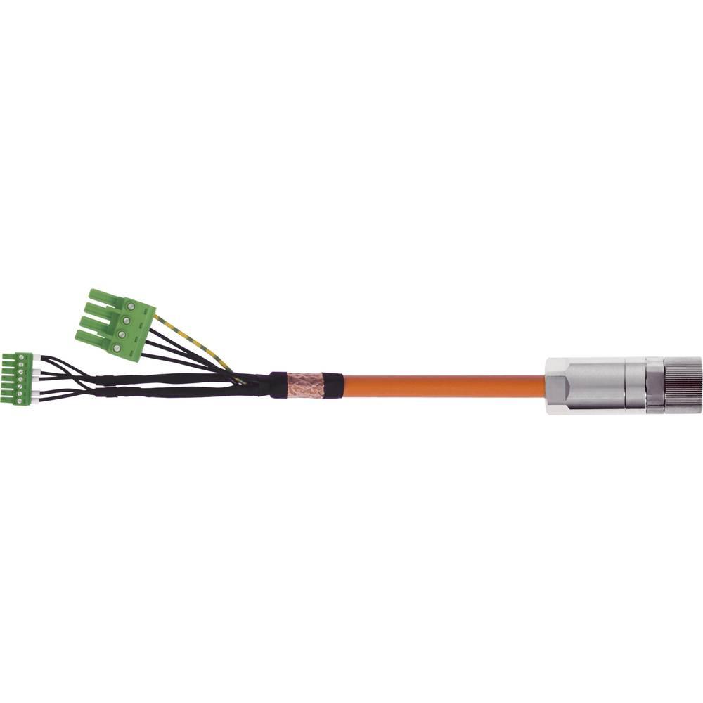 Kabel za upravljanje servo motora, narančaste boje LappKabel 70345543 10 m