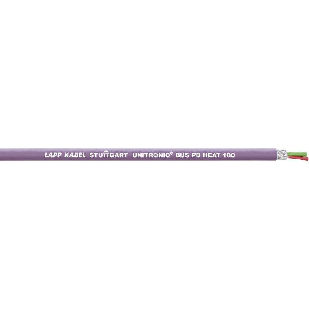 Bus vodnik UNITRONIC® BUS 1 x 2 x 0.32 mm vijolične barve LappKabel 3031981 500 m