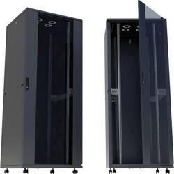19 omrežna omara Intellinet 713153 (Š x V x G) 600 x 1728 x 800 mm 36 U Črna (RAL 9005)