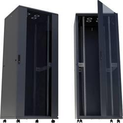 19 omrežna omara Intellinet 713467 (Š x V x G) 600 x 1728 x 800 mm 36 U Črna (RAL 9005)
