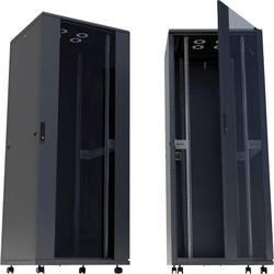 19 omrežna omara Intellinet 713504 (Š x V x G) 600 x 1728 x 600 mm 36 U Črna (RAL 9005)