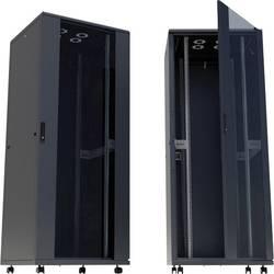 19 omrežna omara Intellinet 713443 (Š x V x G) 600 x 2057 x 600 mm 42 U Črna (RAL 9005)