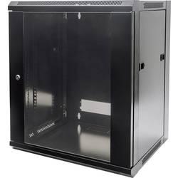19 omrežna omara Intellinet 711883 (Š x V x G) 570 x 635 x 600 mm 12 U Črna (RAL 9005)