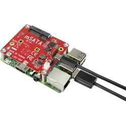 mSATA SSD expansions-kretskort för Raspberry Pi