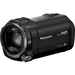 Videokamera Panasonic HC-V777EG-K 7.6 cm (3) 12.76 mio. pikslov optični zoom: 20 x črna