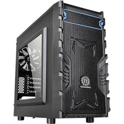 Midi-Tower Gaming-računalniško ohišje Thermaltake CA-1D3-00S1WN-00 črno