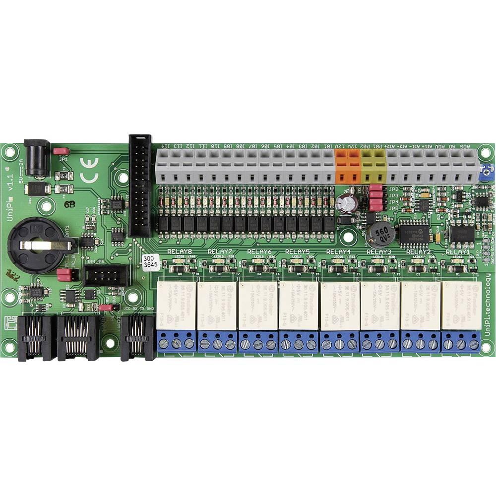 Ploča za nadogradnju za Raspberry Pi® šarena RB-UNIPI Raspberry Pi® A, B, B+
