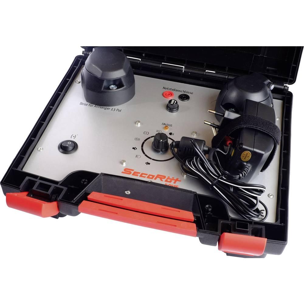 SecoRüt Komplet za testiranje priklopnikov 12 V