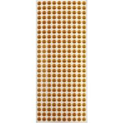 Opozorilni znak za ESD območja 250 kosov rumene, črne barve () 10 mm Wolfgang Warmbier 2850.10 samolepilna