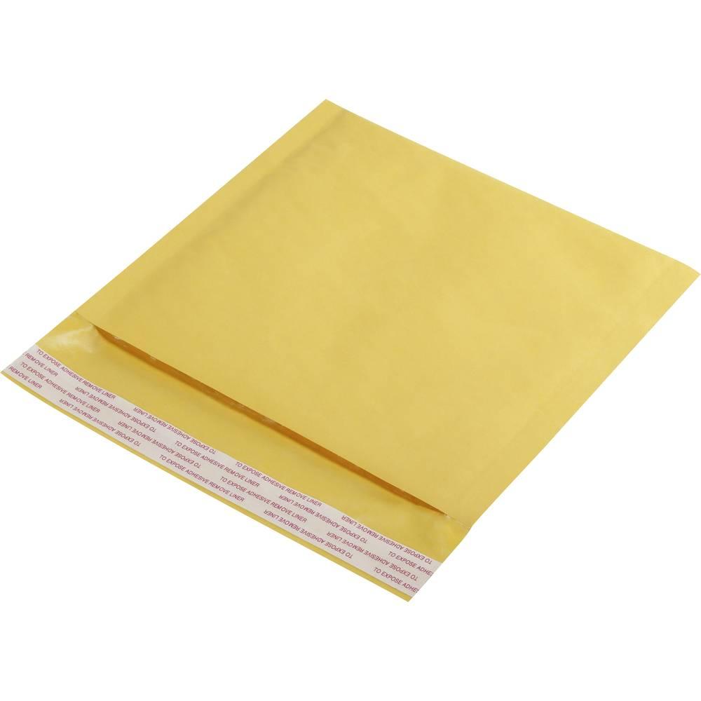 Bobleplastlomme Papir, Plast (L x B) 305 mm x 205 mm Beige 1 stk