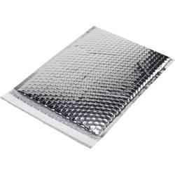 Bobleplastlomme Plast (L x B) 483 mm x 338 mm Sølv 1 stk