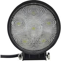 Delovni žaromet SecoRüt LED, okrogel 18 Watt 12 V, 24 V (B x H x T) 110 x 116 x 41 mm 950 lm