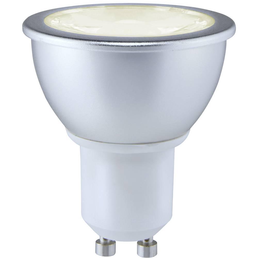 LED žarnica GU10 reflektorska 7 W = 50 W topla bela (premer x D) 50 mm x 57 mm EEK: A+ Sygonix dimmbar 1 kos