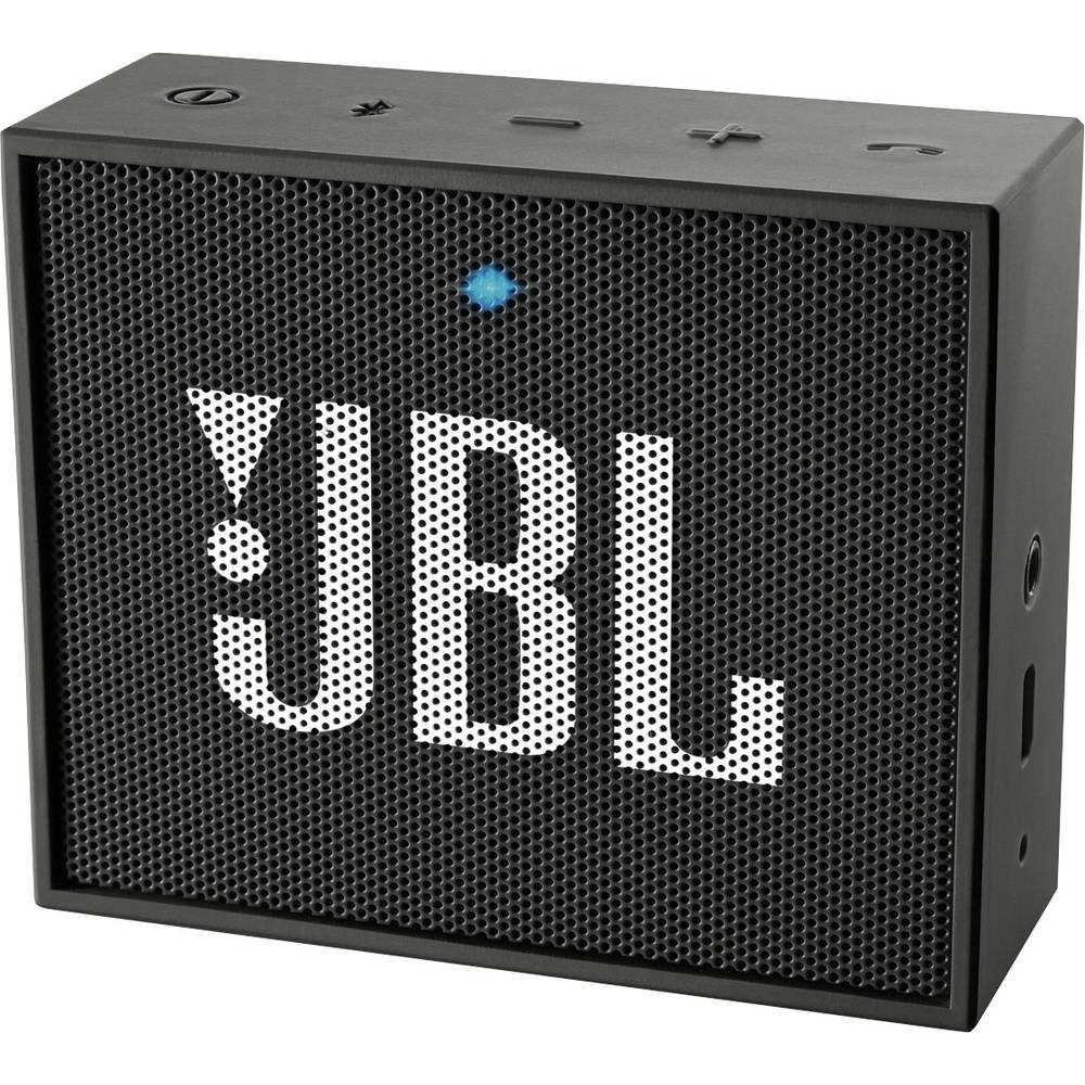 Bluetooth-högtalare JBL Harman Go Högtalartelefonfunktion Svart