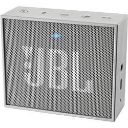 JBL Go, mobilni Bluetooth® zvočnik s funkcijo prostoročno govorjenje, siva