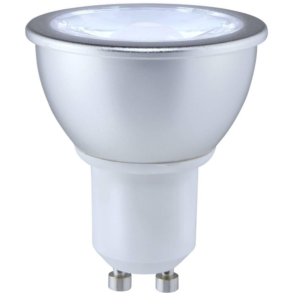 LED žarnica GU10 reflektorska 7 W = 50 W nevtralno bela (premer x D) 50 mm x 57 mm EEK: A+ Sygonix dimmbar 1 kos
