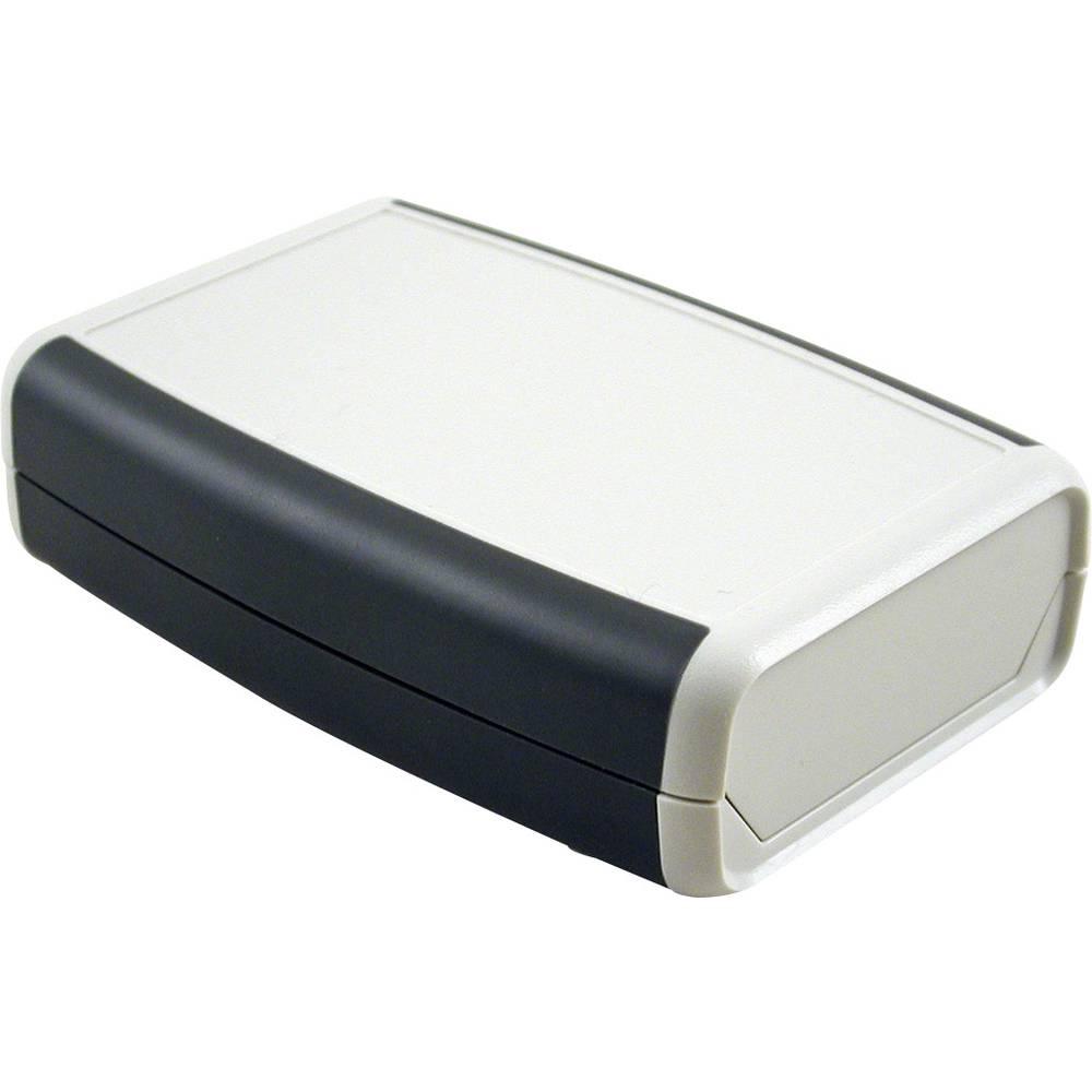 Hånd-kabinet Hammond Electronics 1553WCGY 117 x 79 x 32 ABS Lysegrå 1 stk