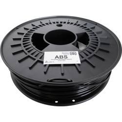 3D-skrivare Filament German RepRap 100374 ABS-plast 3 mm Svart 750 g