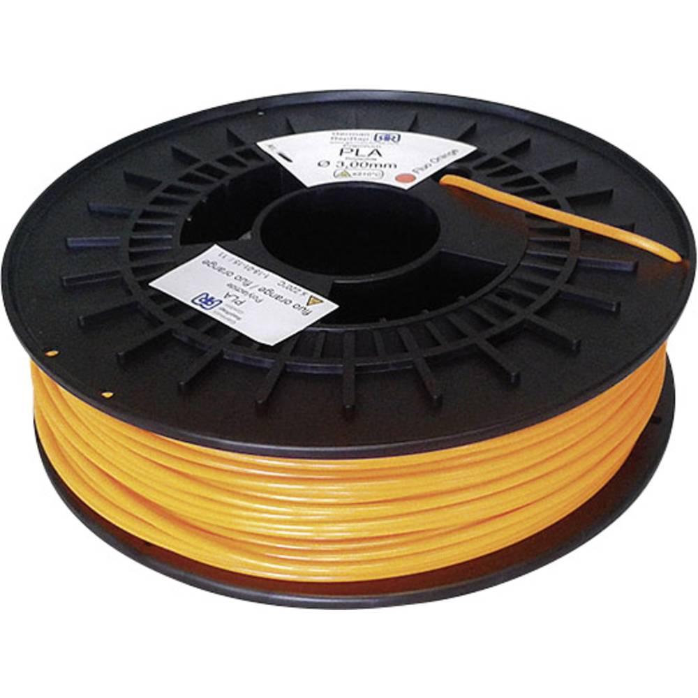 Filament German RepRap 100431 PLA 1.75 mm oranžne barve (fluoriscentne barve) 750 g