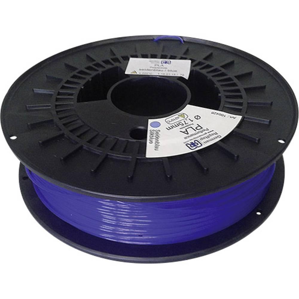Filament German RepRap 100426 PLA 1.75 mm modre barve barve 750 g