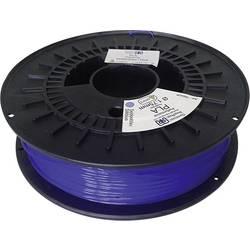 3D-skrivare Filament German RepRap 100426 PLA-plast 1.75 mm Sidenblå 750 g