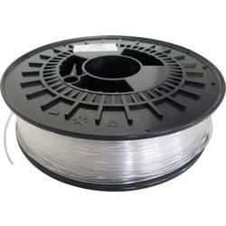 3D-skrivare Filament German RepRap 100302 PLA-plast 1.75 mm Transparent 750 g