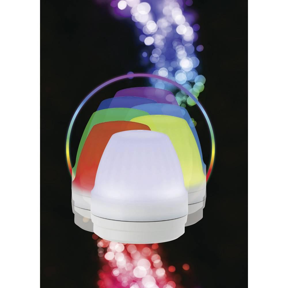 Višebojna upozoravajuća svjetiljka NE-M1-CL7 Patlite 10.8 - 26.4 V/DC vrsta zaštite IP66/IP67