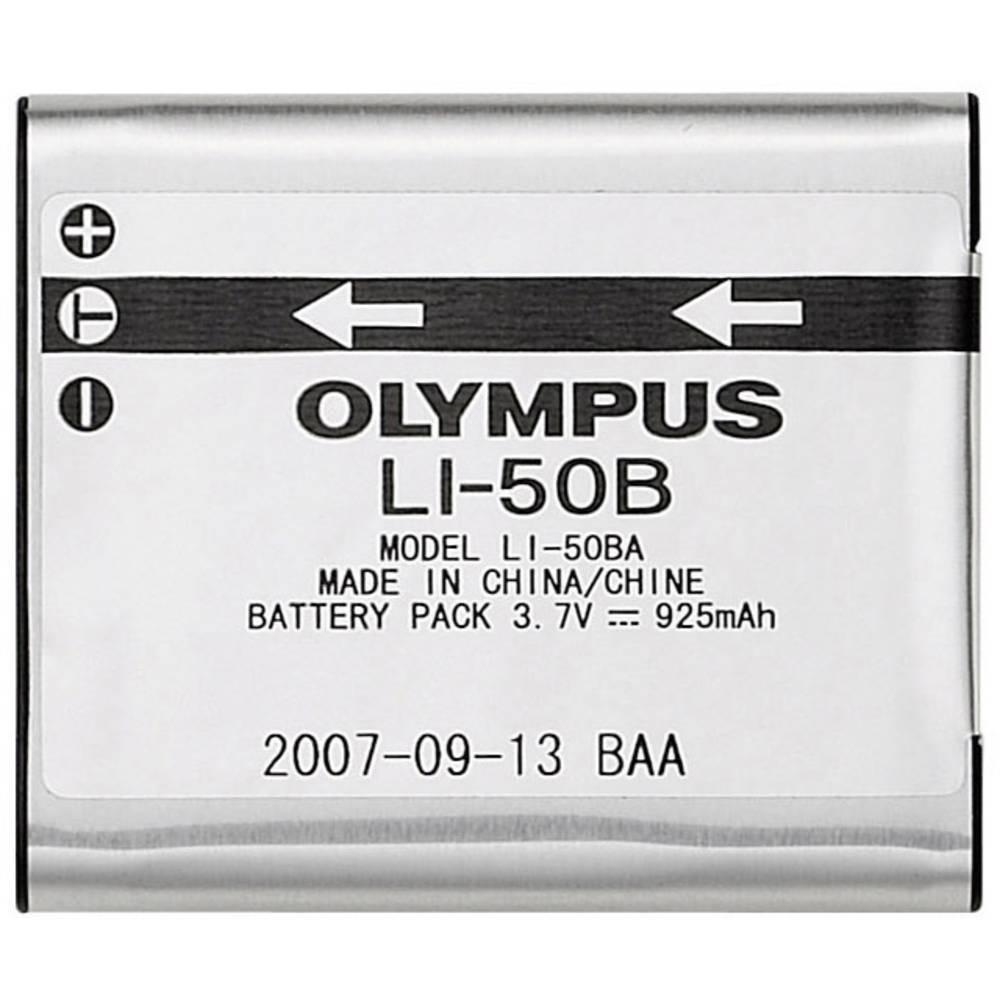 Akumulator za kamero Olympus ersetzt Original-Akku LI-50B 3.7 V 925 mAh