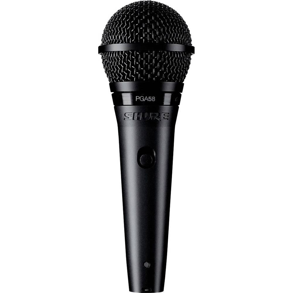 Mikrofon komplet Shure PGA58BTS s kablom in stativom