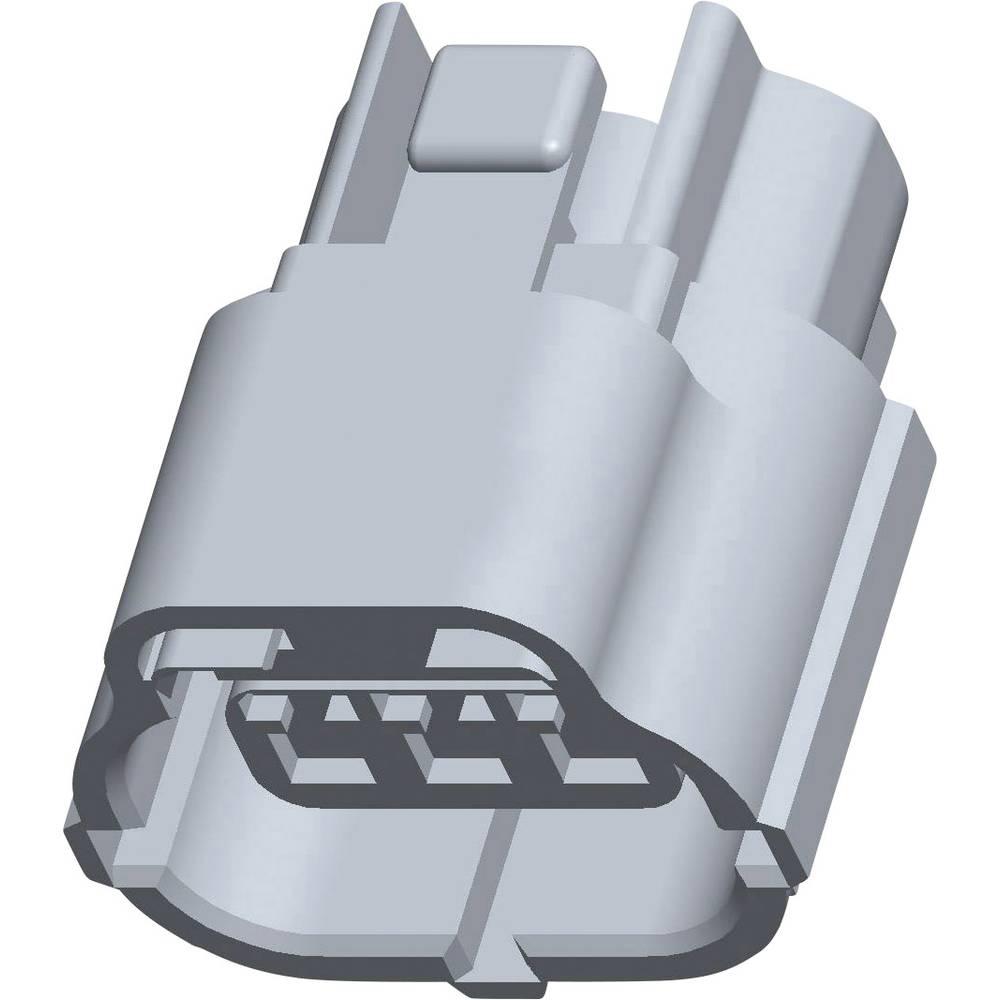 Tilslutningskabinet-kabel Econoseal J Serie Mark II (+) Samlet antal poler 3 TE Connectivity 174357-2 1 stk