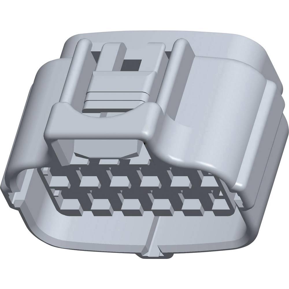 Stiftkabinet-kabel Econoseal J Serie Mark II (+) (value.1360498) Samlet antal poler 10 TE Connectivity 174657-2 1 stk
