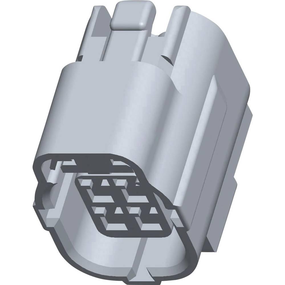 Tilslutningskabinet-kabel Econoseal J Serie Mark II (+) (value.1360498) Samlet antal poler 4 TE Connectivity 174257-2 1 stk