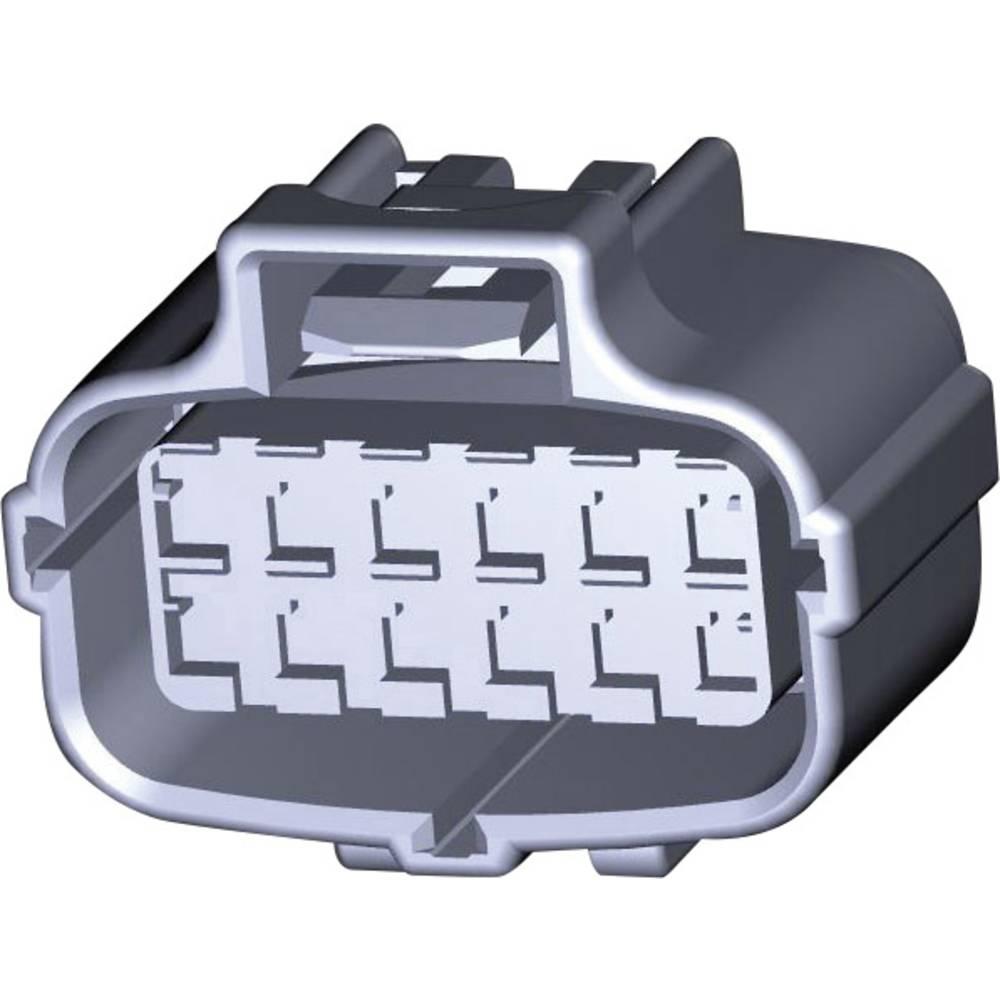 Tilslutningskabinet-kabel Econoseal J Serie Mark II (+) (value.1360498) Samlet antal poler 12 TE Connectivity 174661-2 1 stk