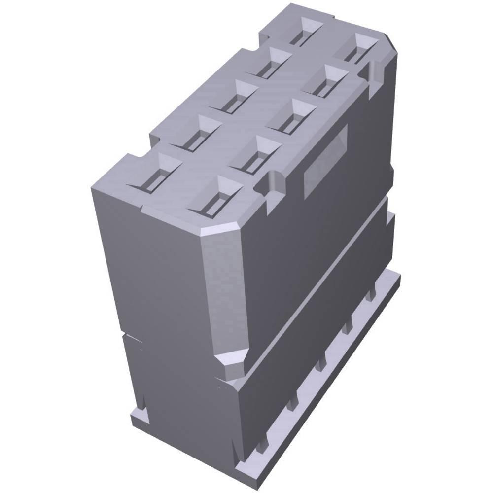 Tilslutningskabinet-kabel MCP (value.1360478) Samlet antal poler 10 TE Connectivity 1534181-1 1 stk