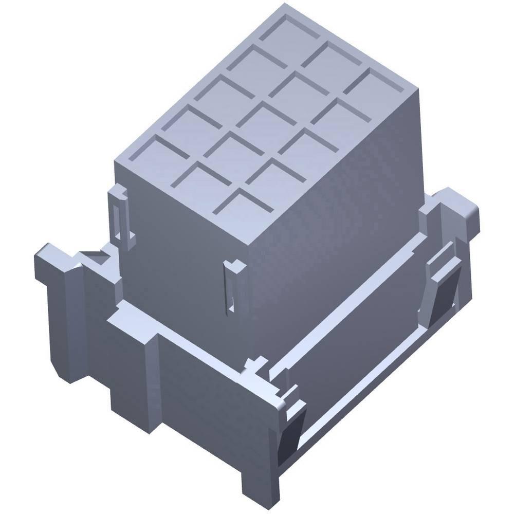 Tilslutningskabinet-printplade J-P-T (value.1360499) Samlet antal poler 18 TE Connectivity 1-967629-4 1 stk