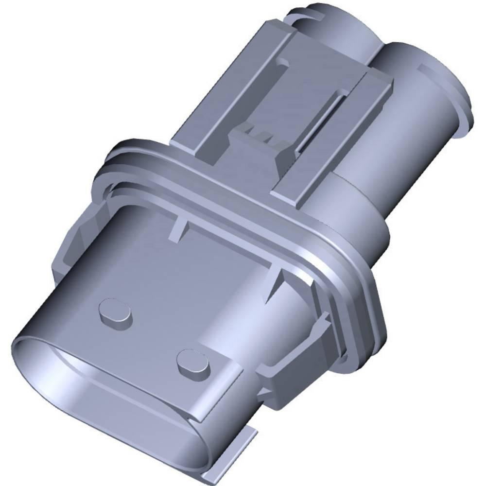Tilslutningskabinet-printplade MCP (value.1360478) Samlet antal poler 2 TE Connectivity 1394026-1 1 stk