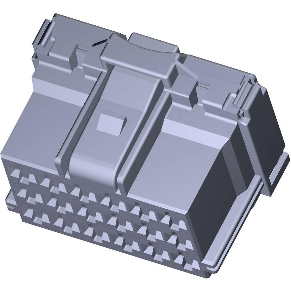 Tilslutningskabinet-kabel MCP (value.1360478) Samlet antal poler 18 TE Connectivity 6-968974-1 1 stk