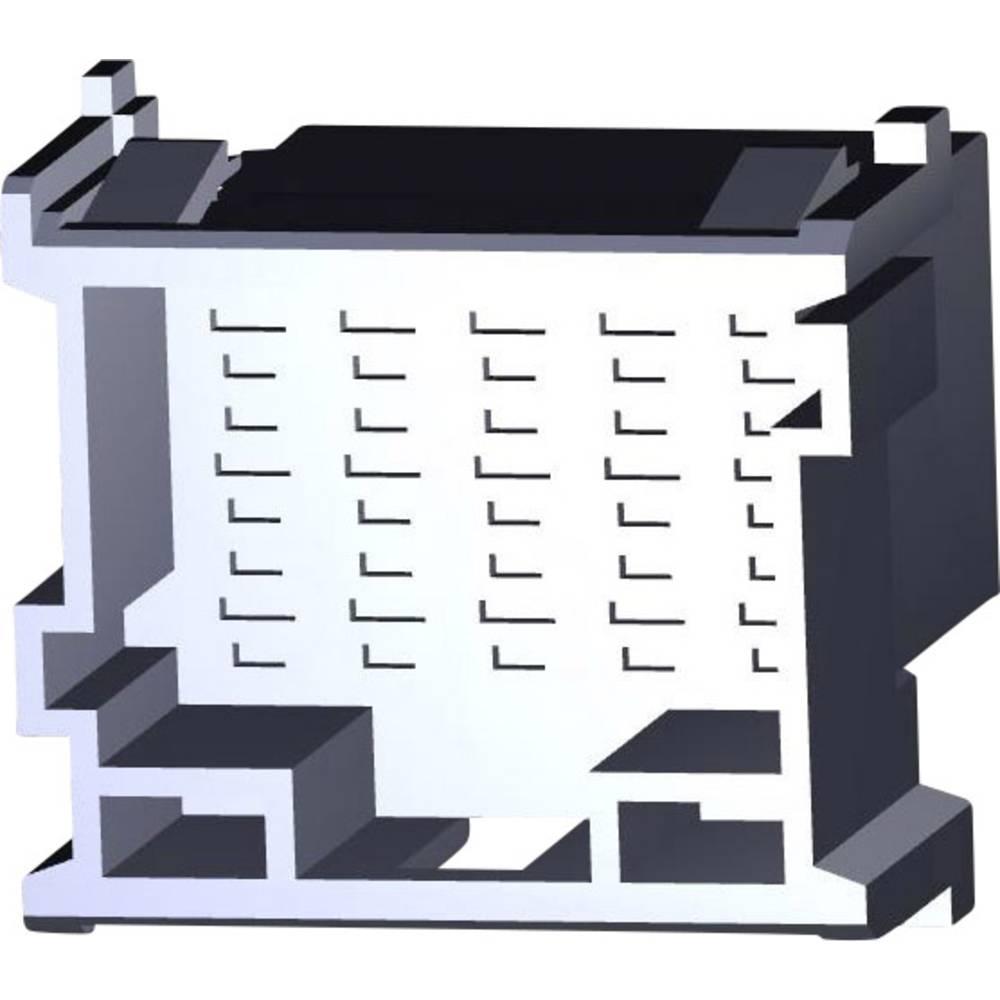 Tilslutningskabinet-printplade J-P-T Samlet antal poler 15 TE Connectivity 1-967628-2 1 stk