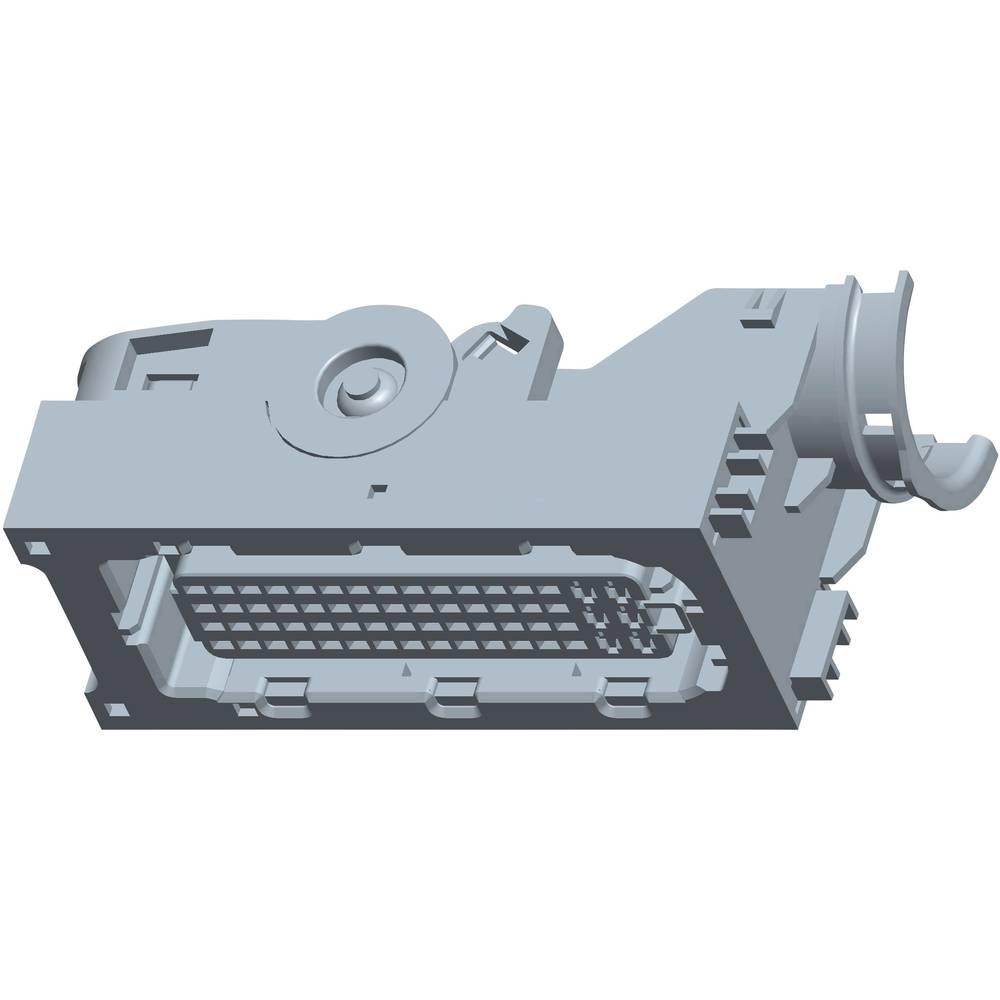 Tilslutningskabinet-printplade MCP (value.1360478) Samlet antal poler 62 TE Connectivity 1-1418883-1 1 stk