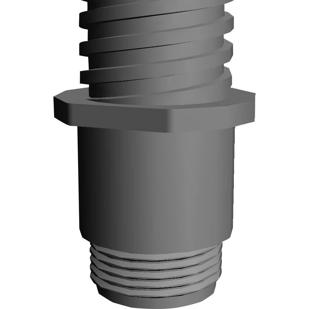 CPC ohišje vtičnice brez prirobnice poli: 4 206153-1 TE Connectivity 1 kos
