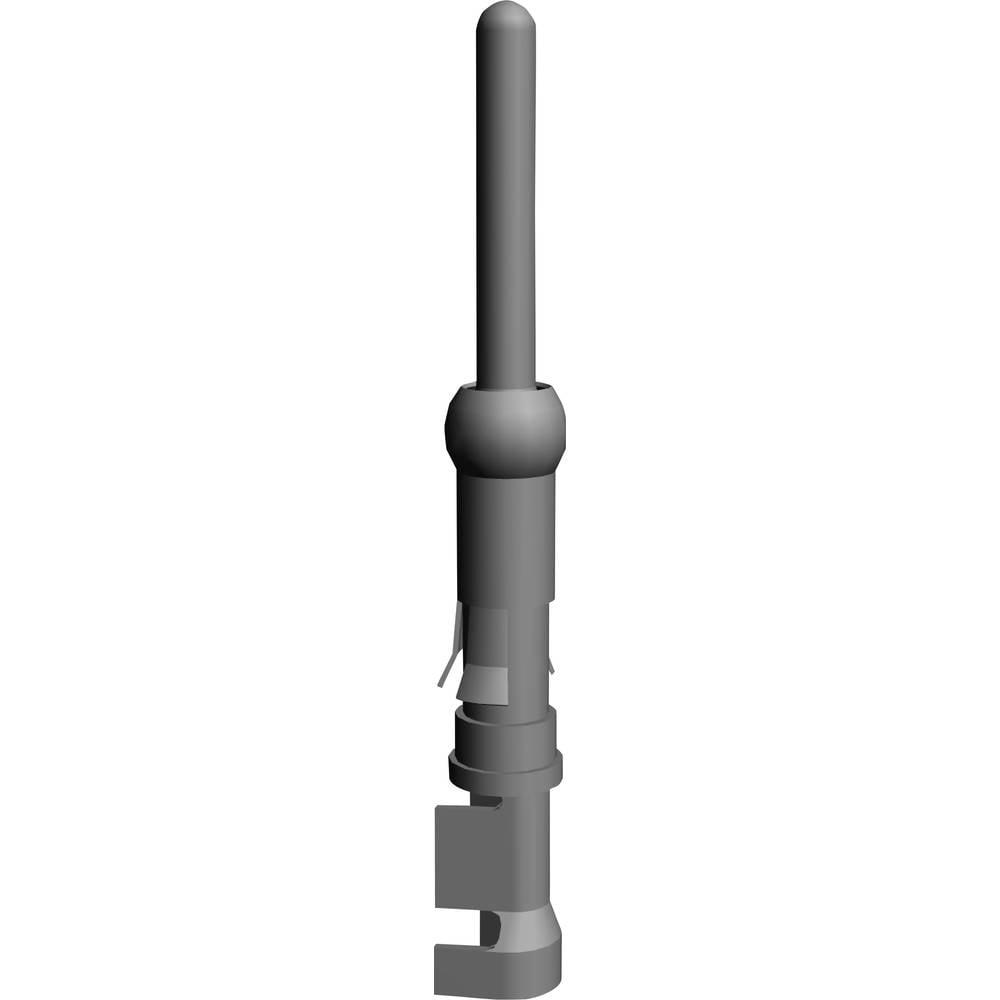 CPC vtični kontakt, poli: 1 66180-1 TE Connectivity 1 kos