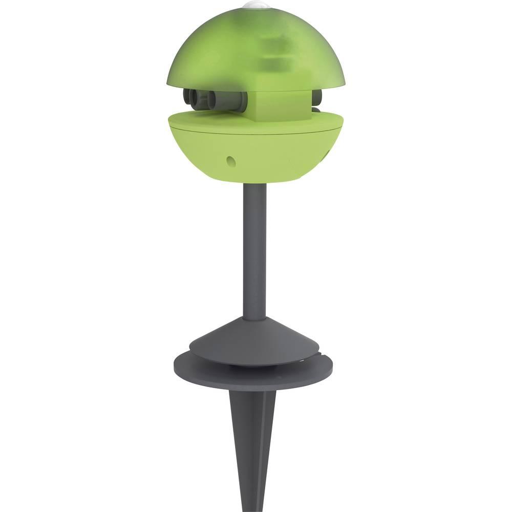 Solarna razsvetljava sun'connec Hybrid Connector Lutec HC P 9053 zelena