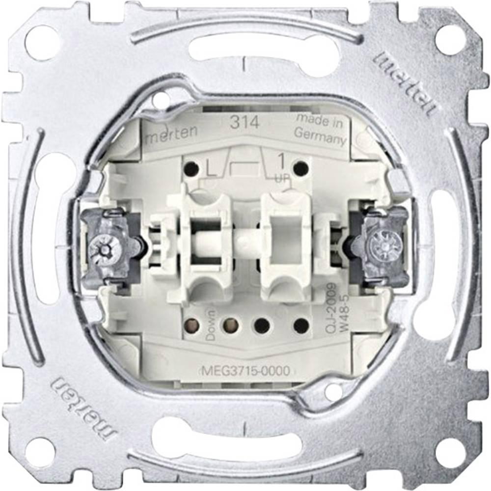 Merten Vložek Stikalo za žaluzije Sistem M MEG3715-0000