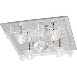 stropna svetilka led g4, led, fiksno vgrajena 73.1 W LeuchtenDirekt Kemal 50365-17 krom