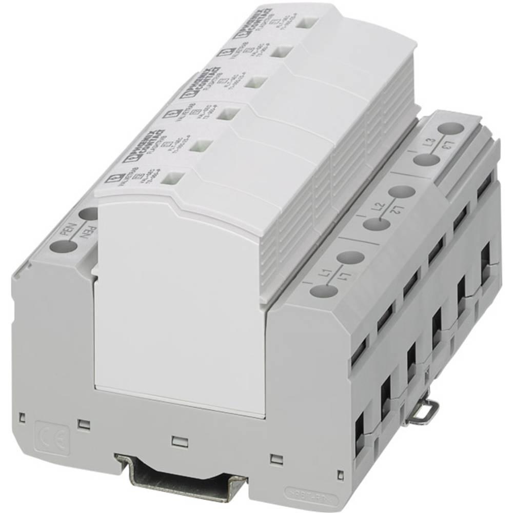Prenaponski odvodnik, zaštita od prenapona za: razvodni ormar Phoenix Contact FLT-SEC-T1+T2-3C-350/25-FM 2905469 25 kA