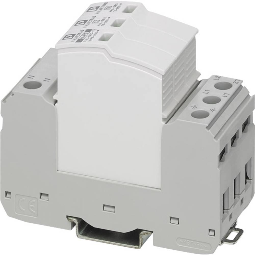 Prenaponski odvodnik, zaštita od prenapona za: razvodni ormar Phoenix Contact VAL-SEC-T2-2S-350-FM 2905338 20 kA