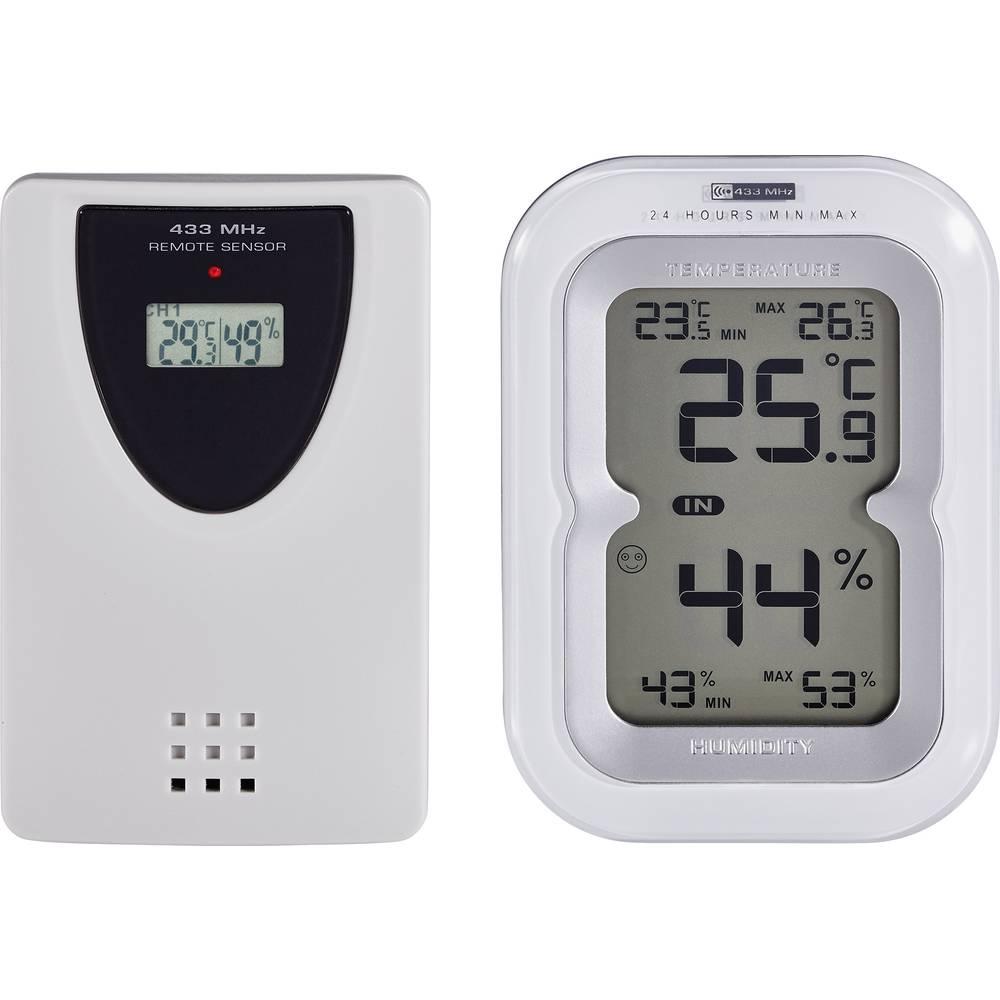 Bežični unutrašnji/vanjski termometar Renkforce